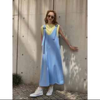 アメリヴィンテージ(Ameri VINTAGE)の AMERI 2way button dress(ロングワンピース/マキシワンピース)