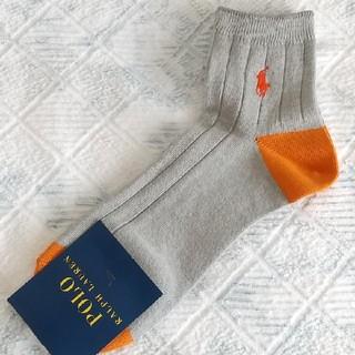 POLO RALPH LAUREN - 【新品】POLO ラルフローレン メンズ靴下 1足