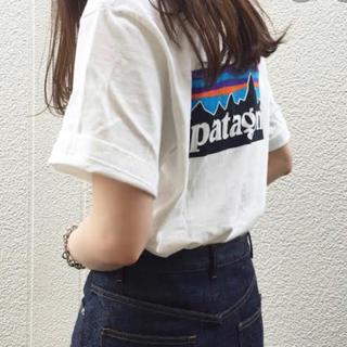 patagonia - 新品パタゴニアp-ロゴtシャツ S