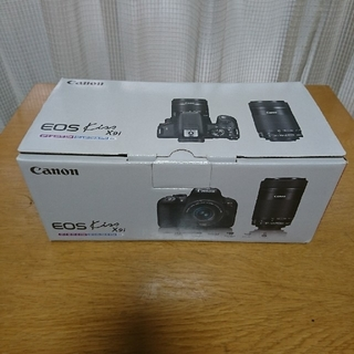 Canon - Canon EOS kiss X9i ダブルズームキット