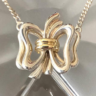 ティファニー(Tiffany & Co.)のティファニー 18Kコンビ ヴィンテージ ネックレス(ネックレス)