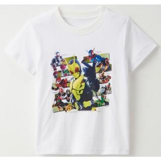 バンダイ(BANDAI)の[送料込] 仮面ライダーゼロワン トドラー 半袖Tシャツ 120cm 未使用(Tシャツ/カットソー)