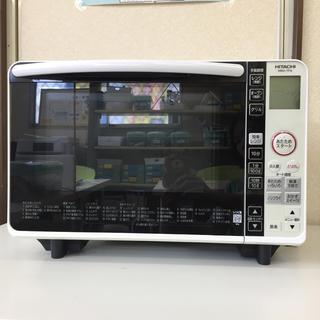 日立 - 【日立】簡易スチームオーブンレンジ 22L MRO-TF6  2018年製