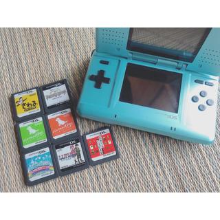 ニンテンドーDS(ニンテンドーDS)のニンテンドーDS ゲームソフト(携帯用ゲーム機本体)