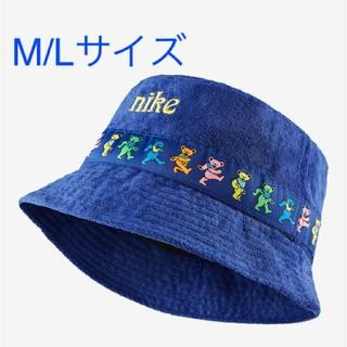 NIKE - NIKE SB BUCKET  HAT グレイトフルデッド ブルー