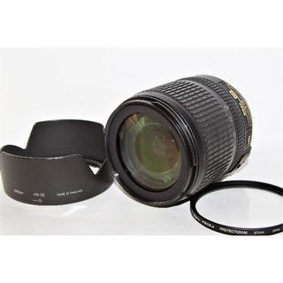 ニコン(Nikon)の【美品】Nikon DX AF-S NIKKOR 18-105 VR(レンズ(ズーム))