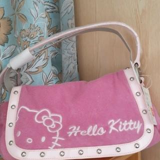ハローキティ - キティちゃんハンドバッグ