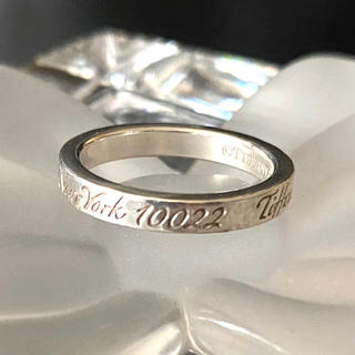 ティファニー(Tiffany & Co.)のティファニー ノーツリング (リング(指輪))