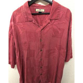 UNUSED - シルク100% アロハシャツ