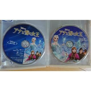 アナと雪の女王 MovieNEX Blu-ray、DVD2枚(舞台/ミュージカル)
