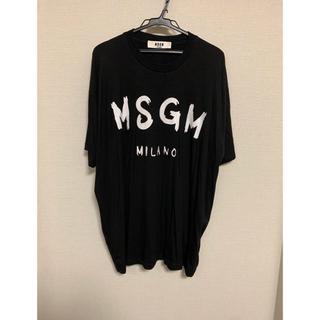 エムエスジイエム(MSGM)のMSGM Tシャツ サイズXL(Tシャツ/カットソー(半袖/袖なし))