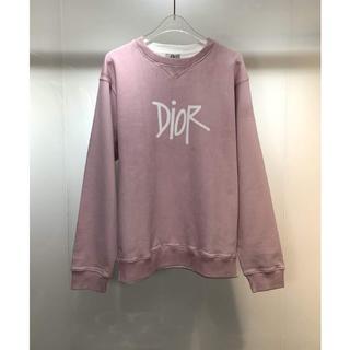 Dior - コラボDIORディオール x ショーンステューシー スウェットシャツ