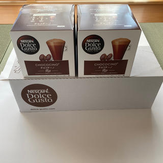 Nestle - ネスレ チョコチーノ 5個セット ドルチェグスト