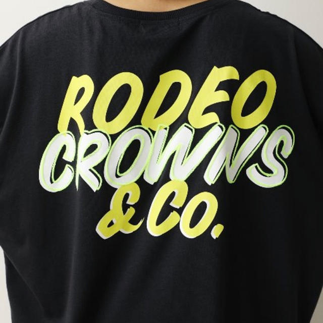 RODEO CROWNS WIDE BOWL(ロデオクラウンズワイドボウル)のお盆セール❤RODEO CROWNS  Random bic cutワンピース❤ レディースのワンピース(ひざ丈ワンピース)の商品写真