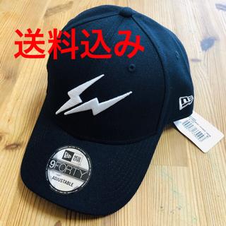 NEW ERA - 9FORTY FRAGMENT DESIGN NEW ERA CAP サンダー