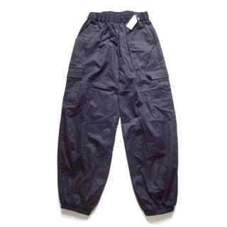 ウィゴー(WEGO)の新品 定価2999円 WEGO ウィゴー カーゴ ポケット パンツ 黒 綿 (ワークパンツ/カーゴパンツ)