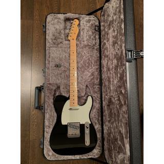 フェンダー(Fender)の美品!2017年製 Fender USA Telecaster(エレキギター)