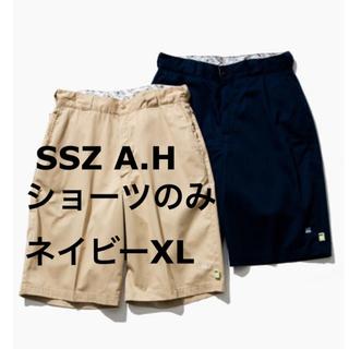 BEAMS - SSZ A.H ネイビー ショーツ SHORTS XL