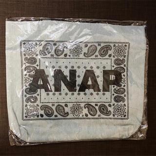 アナップ(ANAP)のANAP トートバッグ エコバッグ マイバッグ サブバッグ アナップ トート(トートバッグ)