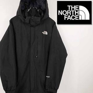 THE NORTH FACE - 【古着】ノースフェイス ゴアテックス ZIP IN ZIP ナイロンジャケット