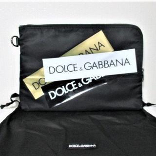 ドルチェアンドガッバーナ(DOLCE&GABBANA)の☆ドルチェアンドガッバーナ ドルガバ ボックスロゴ クラッチバッグ/メンズ☆新品(セカンドバッグ/クラッチバッグ)