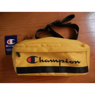 チャンピオン(Champion)のChampion チャンピオン ボディバッグ マスタードイエロー(ボディーバッグ)