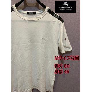 バーバリーブラックレーベル(BURBERRY BLACK LABEL)のburberry black label バーバリー ブラックレーベル Tシャツ(Tシャツ/カットソー(半袖/袖なし))