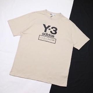 Y-3 - 2020SS 新品 Y-3 ヨウジヤマモトロゴ入り Tシャツ M
