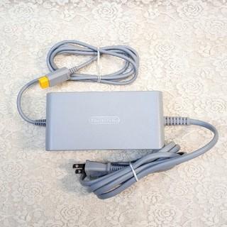 ウィーユー(Wii U)の●任天堂●純正 WiiU 本体用 ACアダプター(送料無料)(その他)