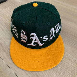 NEW ERA - exile world ニューエラ fitted キャップ
