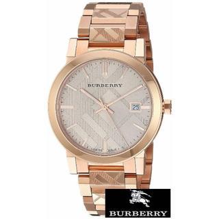 バーバリー(BURBERRY)のBURBERRY バーバリー 腕時計 BU9039 ローズゴールド(腕時計(アナログ))
