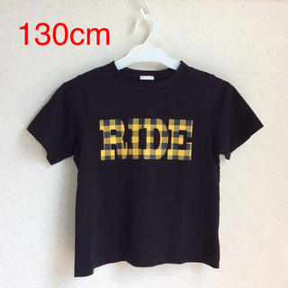 ジーユー(GU)のGU 130cm 男の子Tシャツ (b130-7)(Tシャツ/カットソー)