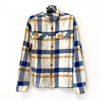 パタゴニア(patagonia)のパタゴニア 長袖シャツ サイズS メンズ -(シャツ)