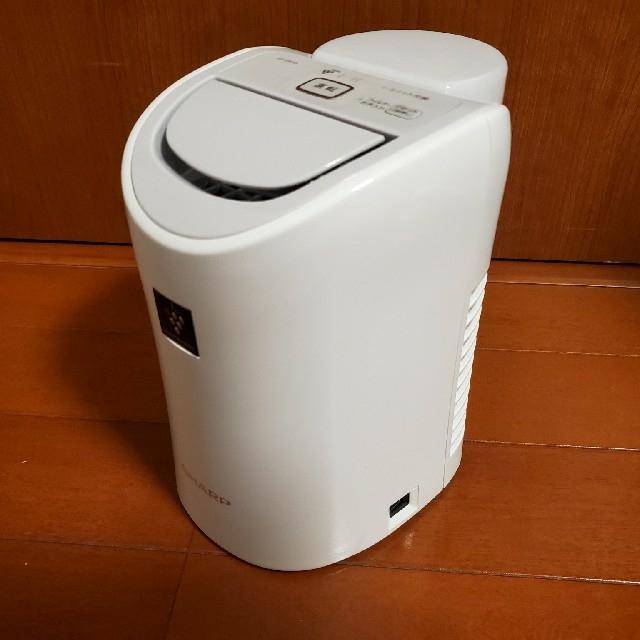 SHARP(シャープ)のプラズマクラスター25000搭載 IG-GK1S-W スマホ/家電/カメラの生活家電(加湿器/除湿機)の商品写真