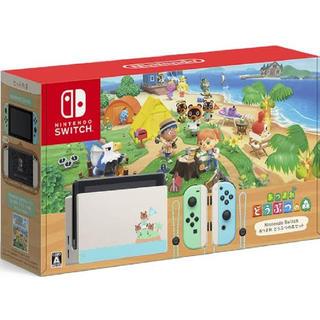 Nintendo Switch - あつまれどうぶつの森セット 2台