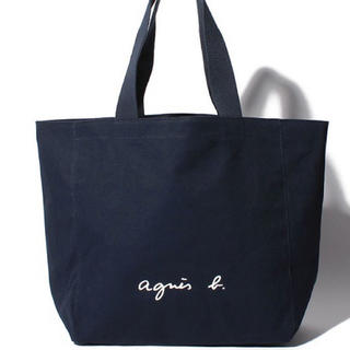 agnes b. - agnes b. アニエスベー アニエス・ベー トート トートバッグ 新品未使用