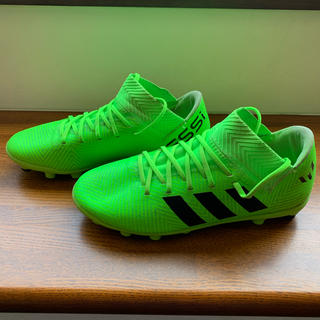 adidas - アディダス サッカー キッズ ネメシス 18.3 メッシモデル