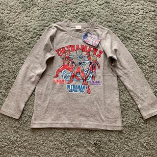 バンダイ(BANDAI)の新品 ウルトラマン ウルトラマンゼット 長袖Tシャツ 120(Tシャツ/カットソー)