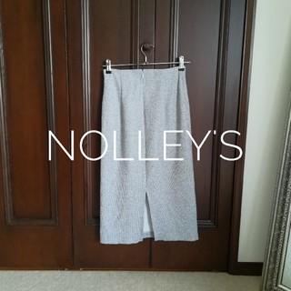 ノーリーズ(NOLLEY'S)の♡送料込み♡バックスリット入りスカート(ロングスカート)