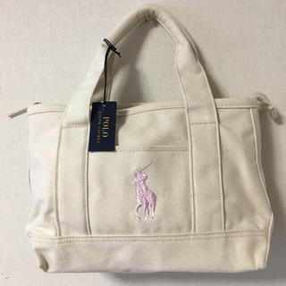 POLO RALPH LAUREN - 新品未使用・ポロラルフローレントートバッグ