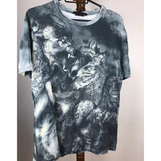 アレキサンダーマックイーン(Alexander McQueen)の● アレクサンダーマックイーン ウルフTシャツ (Tシャツ/カットソー(半袖/袖なし))
