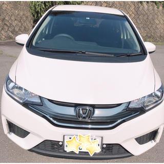 スバル - ■ホンダ フィット 2014年式 ハイブリッド☆ 4WD☆白 ナビ、Sタイヤ付属