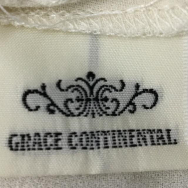 GRACE CONTINENTAL(グレースコンチネンタル)のグレースコンチネンタル 七分袖カットソー レディースのトップス(カットソー(長袖/七分))の商品写真