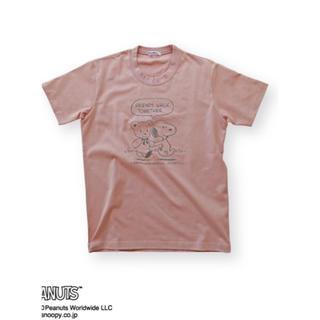 familiar - ファミリア スヌーピーコラボTシャツ ピンク