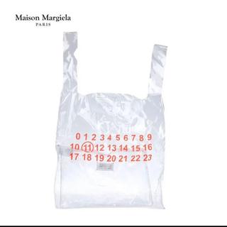 Maison Martin Margiela - Maison Margiela メゾンマルジェラ  PVC クリア トートバッグ