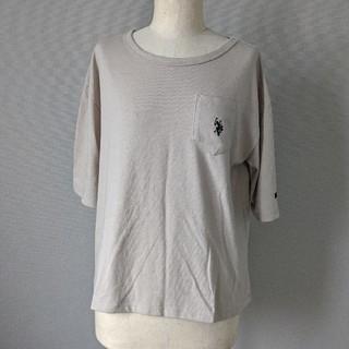 シマムラ(しまむら)のポロ POLO コラボ Tシャツ(Tシャツ(半袖/袖なし))