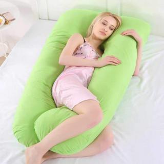 抱き枕 妊婦用 スリーピング 多機能 妊娠枕 快適 横向き寝 U字型 クッション(枕)