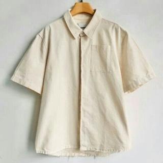Jil Sander -  jil sander 半袖シャツ  確実正規品