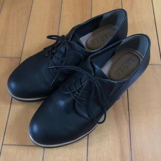 ヌォーボ(Nuovo)のNuovo 婦人靴 24.5cm(ローファー/革靴)