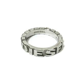 ディーゼル(DIESEL)のディーゼル リング美品  - シルバー(リング(指輪))
